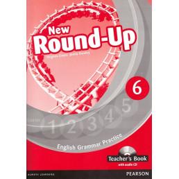 Книга вчителя New Round-Up 6 Teacher's Book + Audio CD