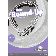 Книга вчителя New Round-Up Starter Teacher's Book + Audio CD