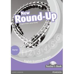Книга вчителя New Round-Up Starter Teacher's Book + Audio CD