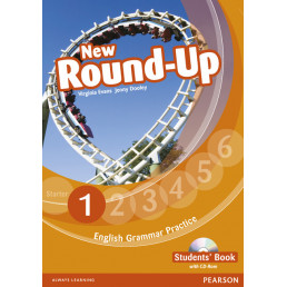 Підручник New Round-Up 1 Student's Book with CD-ROM