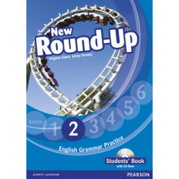 Підручник New Round-Up 2 Student's Book with CD-ROM