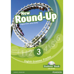 Підручник New Round-Up 3 Student's Book with CD-ROM