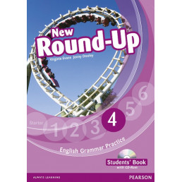 Підручник New Round-Up 4 Student's Book with CD-ROM