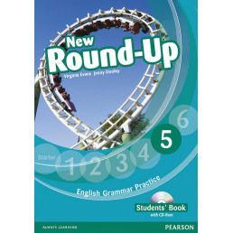 Підручник New Round-Up 5 Student's Book with CD-ROM