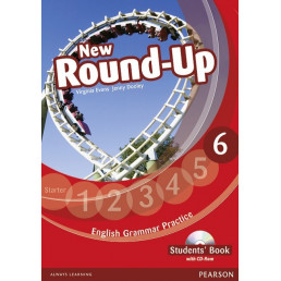 Підручник New Round-Up 6 Student's Book with CD-ROM