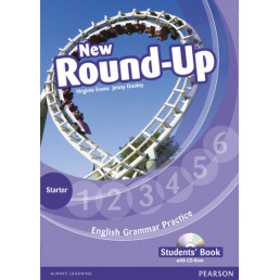 Підручник New Round-Up Starter Student's Book with CD-ROM