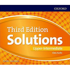 Аудіо диск Solutions 3rd Edition Upper-Intermediate Class Audio CD