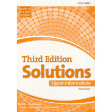Зошит Solutions 3rd Edition Upper-Intermediate Workbook