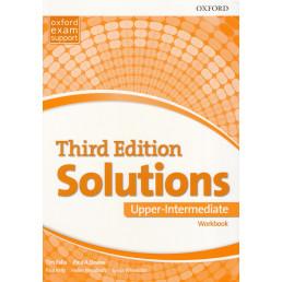 Зошит Solutions 3rd Edition Upper-Intermediate Workbook