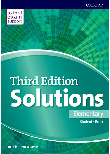 Solutions Third Edition