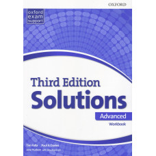 Зошит Solutions 3rd Edition Advanced Workbook