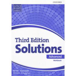 Зошит Solutions 3rd Edition Advanced Workbook