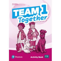 Зошит Team Together 1 Activity Book