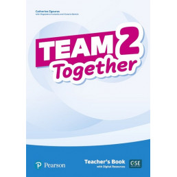 Книга вчителя Team Together 2 Teacher's Book