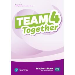 Книга вчителя Team Together 4 Teacher's Book