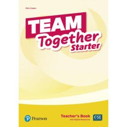 Книга вчителя Team Together Starter Teacher's Book