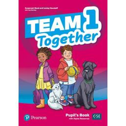 Підручник Team Together 1 Pupil's Book