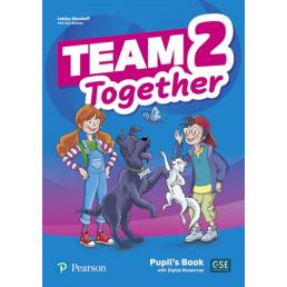 Підручник Team Together 2 Pupil's Book