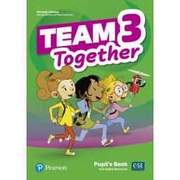 Підручник Team Together 3 Pupil's Book
