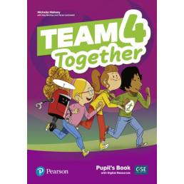 Підручник Team Together 4 Pupil's Book