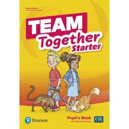 Підручник Team Together Starter Pupil's Book