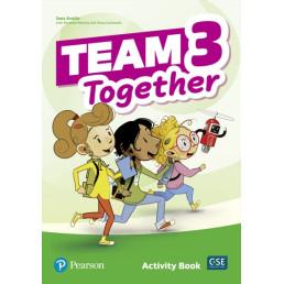 Зошит Team Together 3 Activity Book