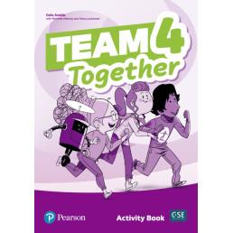 Зошит Team Together 4 Activity Book