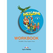 Зошит Welcome 1 Workbook