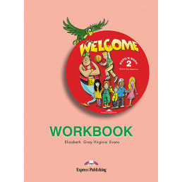 Зошит Welcome 2 Workbook
