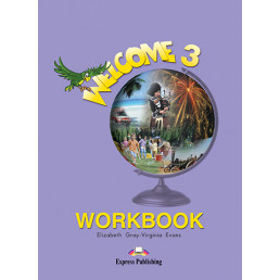 Зошит Welcome 3 Workbook