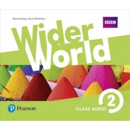 Аудіо диск Wider World 2 Class CD
