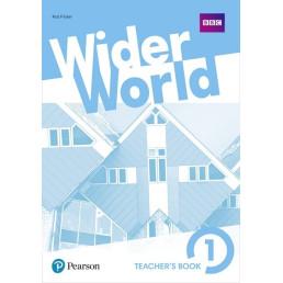 Книга вчителя Wider World 1 Teacher's Book
