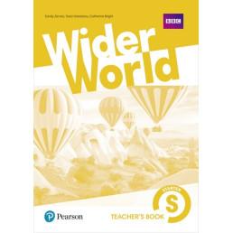Книга вчителя Wider World Starter Teacher's Book