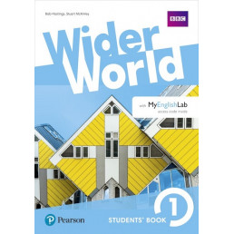 Підручник Wider World 1 Student's Book with MyEnglishLab