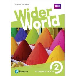 Підручник Wider World 2 Student's Book