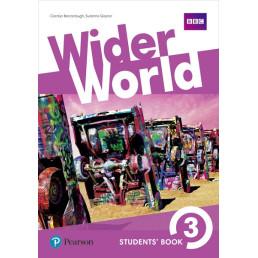 Підручник Wider World 3 Student's Book
