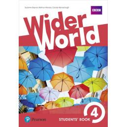 Підручник Wider World 4 Student's Book