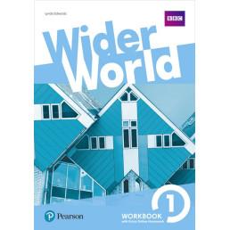 Зошит Wider World 1 Workbook