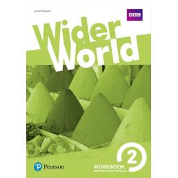 Зошит Wider World 2 Workbook