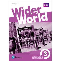 Зошит Wider World 3 Workbook