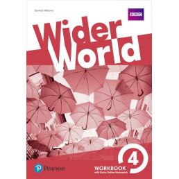 Зошит Wider World 4 Workbook