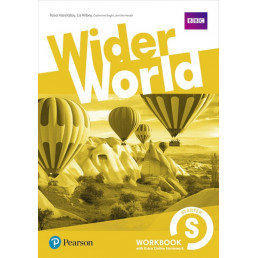 Зошит Wider World Starter Workbook